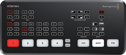Blackmagic Design ATEM Mini -HDMI-kytkin