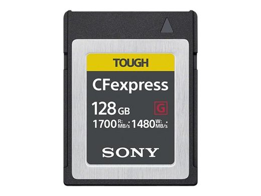 Sony Tough CFexpress G-series Type B 128GB 1700/1480MB/s