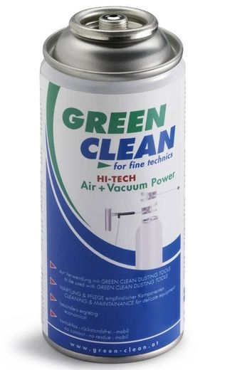 Green Clean Air+ Vacuum Power HI-TECH -paineilmapullo V-3000 (400ml)
