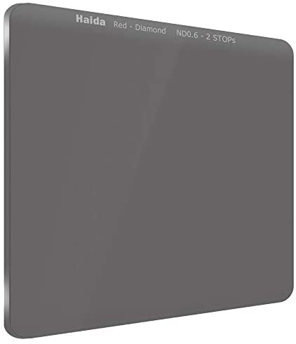 Haida Red Diamond 2-Stop (ND 0,6) 100x100mm ND-suodin