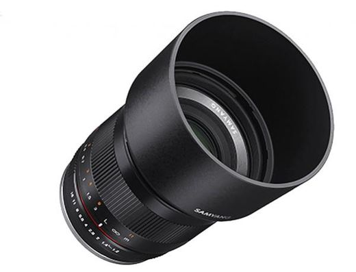 Samyang 35mm f/1.2 AS UMC CS, E-mount