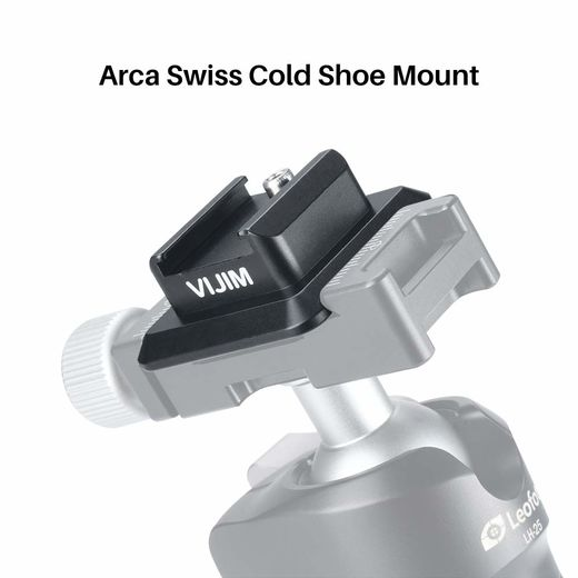 Ulanzi Vijim Arca Swiss Cold Shoe Adapter