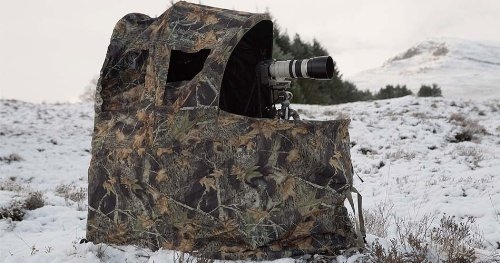Stealth Gear One Man Hide + tuoli