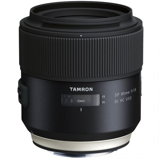 Tamron SP 85mm F/1.8 DI VC USD, Canon