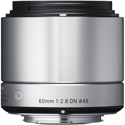 Sigma 60mm 2.8 DN (Sony E Mount) ART-versio (hopea)