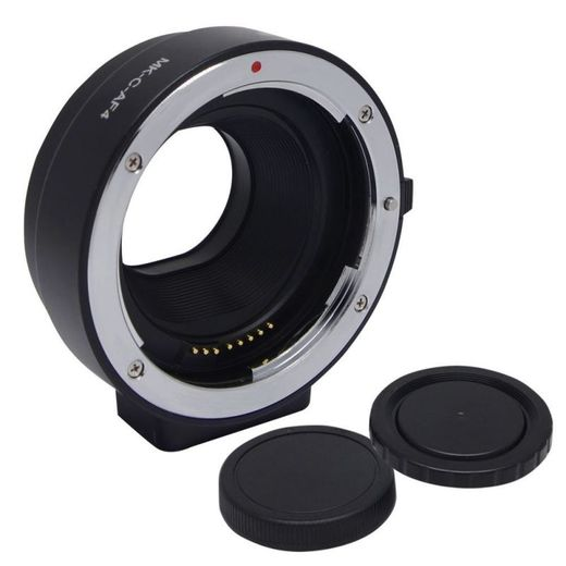 Meike AUTO-FOCUS MOUNT ADAPTER CANON EF > EOS M (MK-C-AF4)