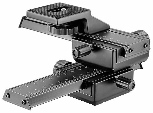 AccPro Macro Focusing Rail