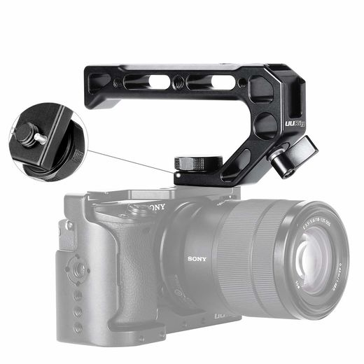 UURig R008 Alumiininen Arri Locating Handle