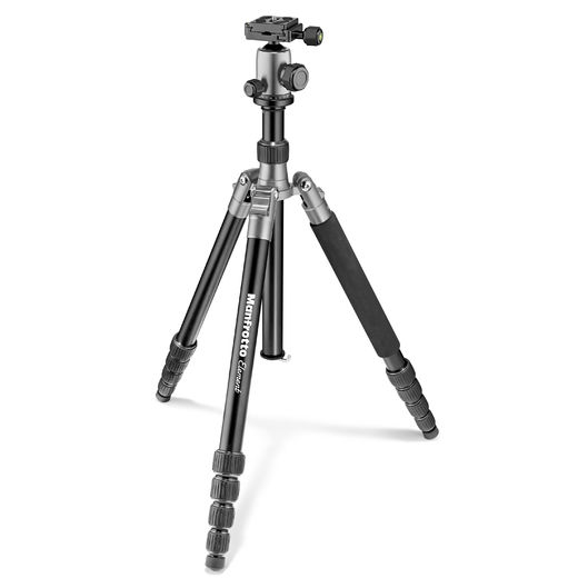 Manfrotto Element Traveler Kit, BIG Aluminium Grey MKELEB5GY-BH