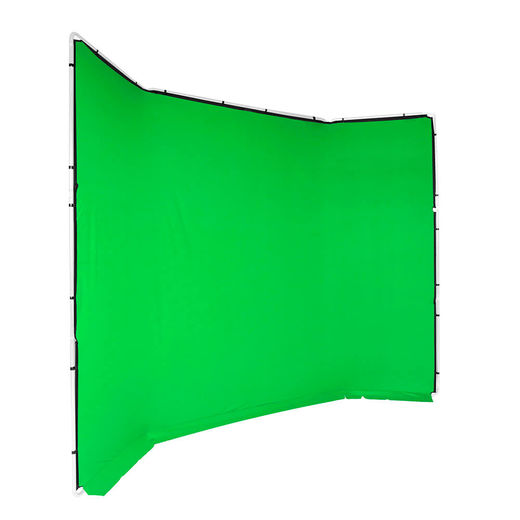Manfrotto Background Kit Chroma Key 4301KG 4 x 2.9m Green