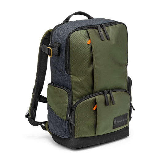 Manfrotto MB MS-BP-IGR Street Backpack