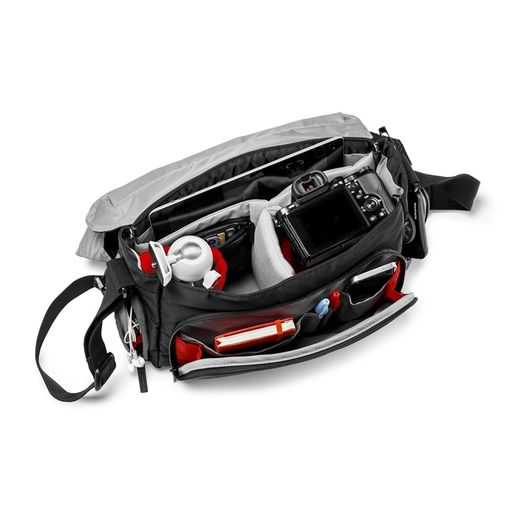 Manfrotto Olkalaukku Advanced Messenger Musta (MB MA-M-AS)