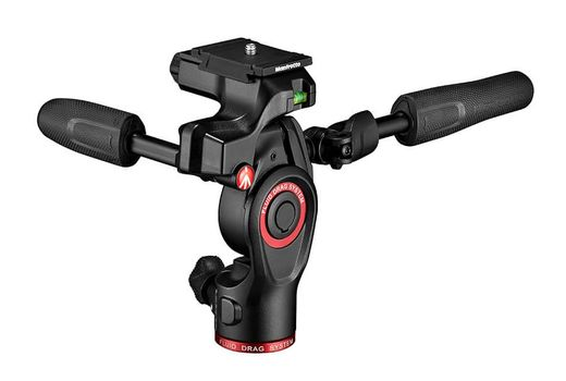 Manfrotto Befree 3way Live Head (MH01HY-3W)
