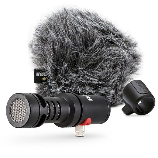 RODE VideoMic Me-L (Lightning iPad / iPhone)