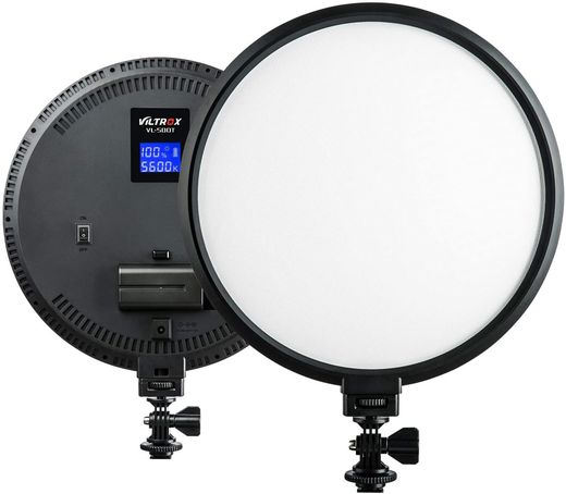 VILTROX VL-500T Round Bi-Color Edge-LED Light 27cm