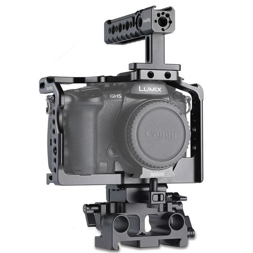SmallRig Cage Kit for Panasonic Lumix GH5 / GH5S 2051