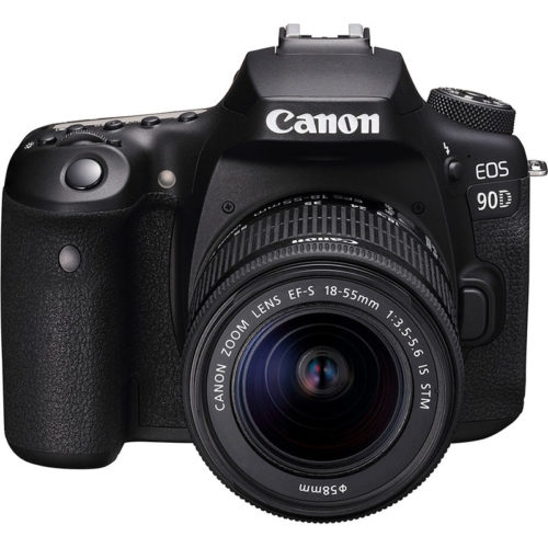 Canon EOS 90D + EF-S 18-55mm F3.5-5.6 IS STM KIT