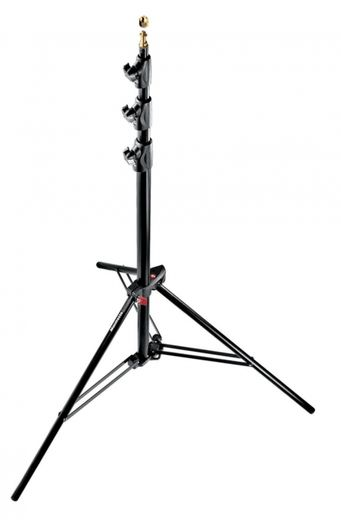 Manfrotto 1004BAC Air studiojalusta (light stand) 118-366cm