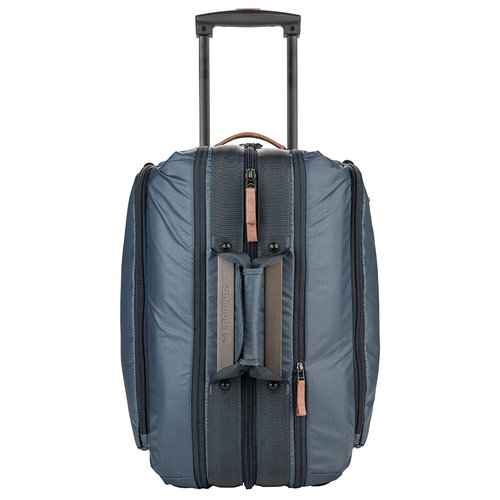 Shimoda Carry-On Roller -vetolaukku (Blue Nights)