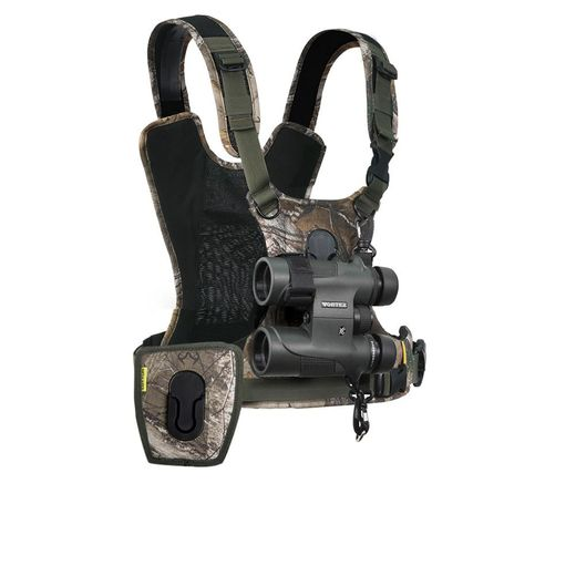 Cotton Carrier 3G Camera Harness System kiikarille ja  kameralle (944CAMO)