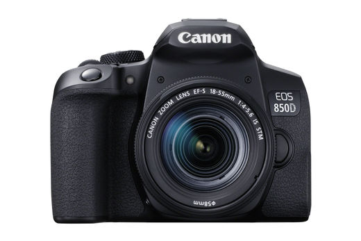 Canon EOS 850D + 18-55mm IS STM Kit