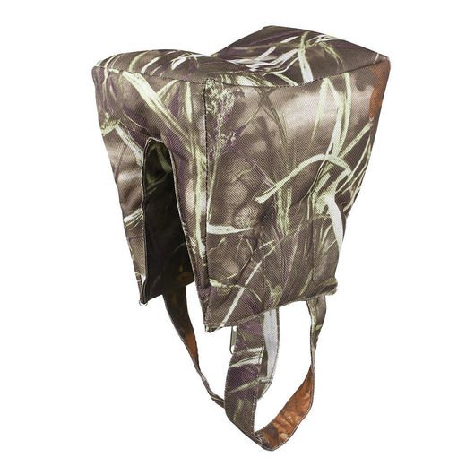 PIENI Car / Double Side Waterproof Bean Bag Pillow (Camo)