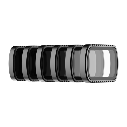 PolarPro Filter 6-Pack Standard Series (DJI Osmo Pocket)