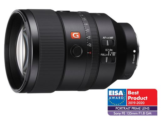 Sony FE 135mm f/1.8 GM (ns. G-master) SEL135F18GM
