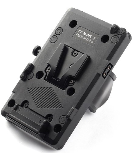 AccPro V-LOCK Battery Stand Mount