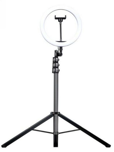 Ulanzi Selfie LED Ring Light w/ Tripod Vlog Kit (20cm)