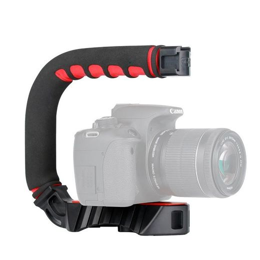 Ulanzi U-Grip Video Stabilizing with triple Hot-shoe