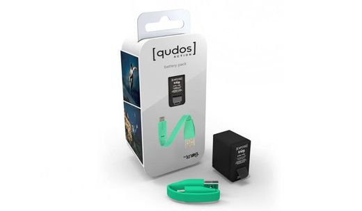 Knog Qudos Action Videolight Battery Pack + USB-kaapeli