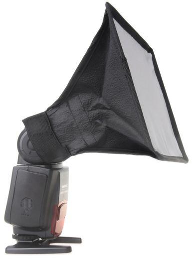 AccPro Softbox for Speedlite (15x17cm)