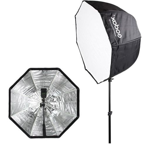 Godox Speedlite Octagon Softbox 80cm (umbrella style)