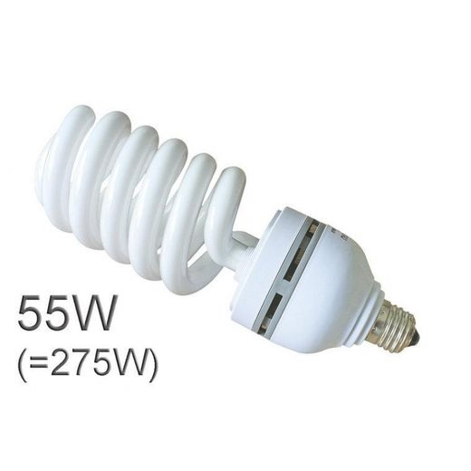 Linkstar Spiral Daylight Lamp 55W E27
