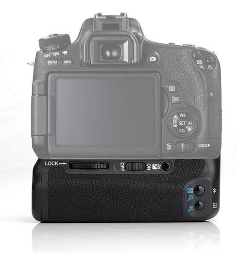 Meike MK-760D Battery Grip for Canon 750D ja 760D (Canon BG-E18)