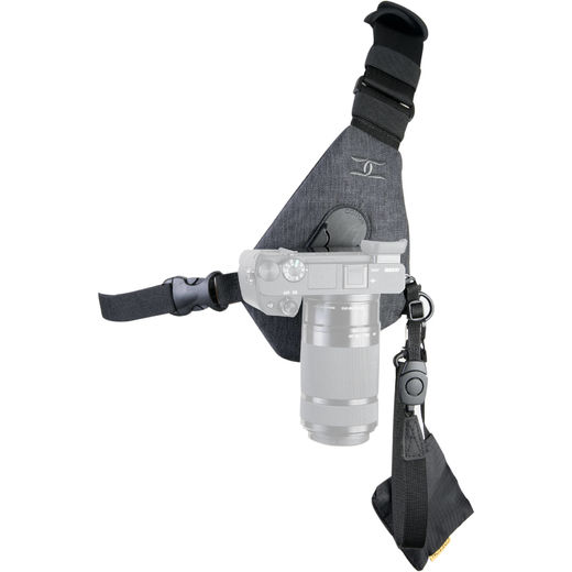 Cotton Carrier Skout Camera Sling Style Harness (410 Gray)