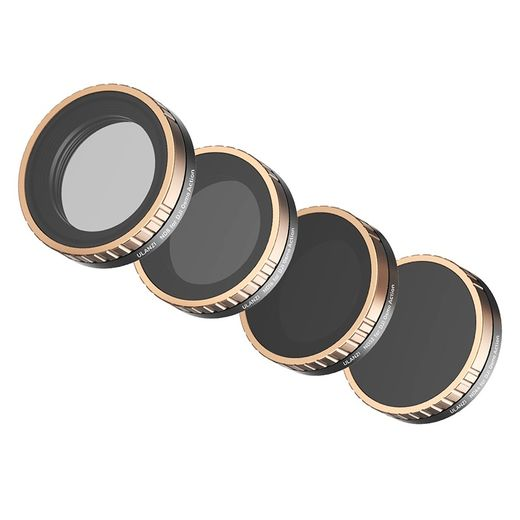 Ulanzi ND filter Kit for Osmo Action (ND8, ND16, ND32, ND64)