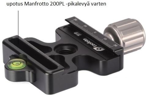 DC-50 Arca Swiss / Manfrotto 200PL Clamp