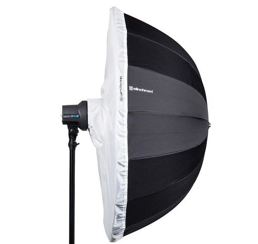 Elinchrom Translucent Diffuser for Deep Umbrella (125cm)(26762)