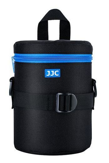 UUSI! JJC Deluxe Lens Pouch, Small (DLP-3II)