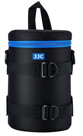 UUSI! JJC Deluxe Lens Pouch, Large (DLP-5II)