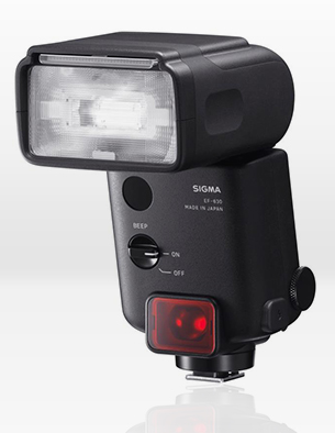 SIGMA EF-630 ELECTRONIC FLASH, Nikon