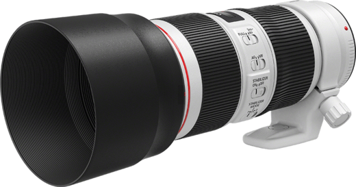 Canon EF 70-200mm f/4L IS II USM