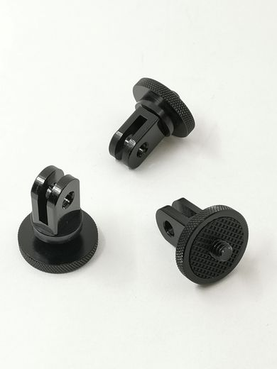 "1/4"" Thread Mount GoPro (metallinen)"