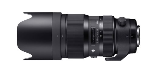 Sigma 50-100mm f/1.8 DC HSM ART, Canon