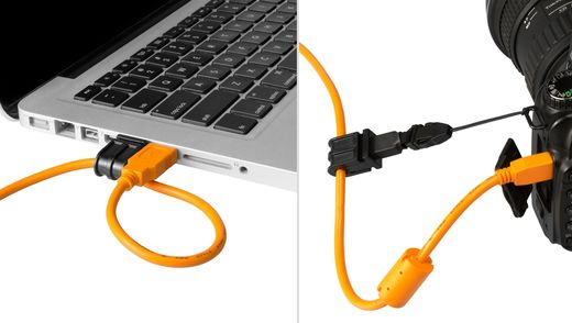 Tether Tools JerkStopper Tethering Kit, Kamera/USB