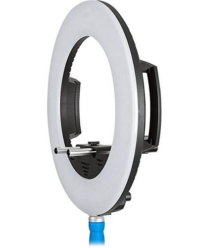 LEDGO R320C BI-COLOR FLOOD SHOOT-THROUGH LED RING