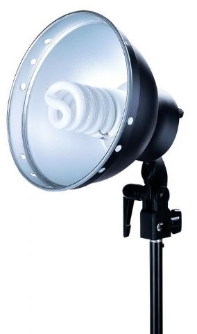 Linkstar Daylight 28W + 21cm Reflector (FLS-21N1)
