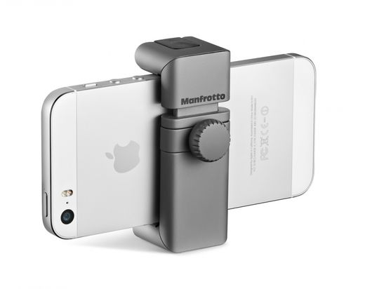 Manfrotto TwistGrip Universal Smartphone Clamp (metal)